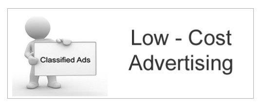 low cost advertising strategies