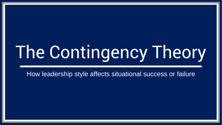 contingency-theory