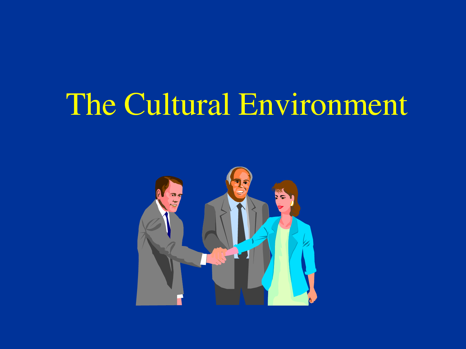 global cultural and social environment How culture and society influence healthy eating we are going to focus on the impact social and cultural components of the social environment.
