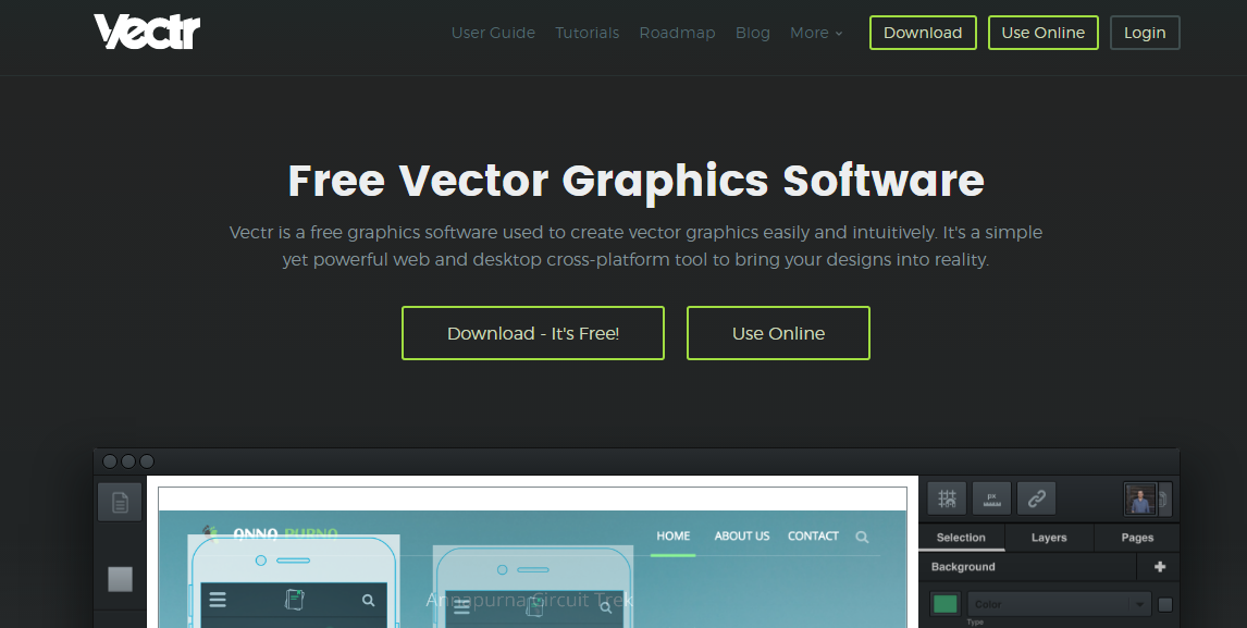 Vectr Free And Amazingly Simple Vector Graphics Editor