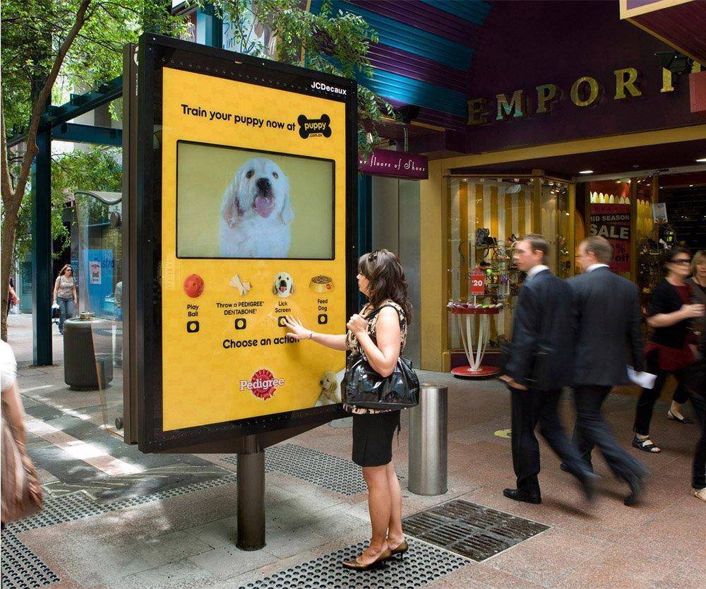 kiosk marketing