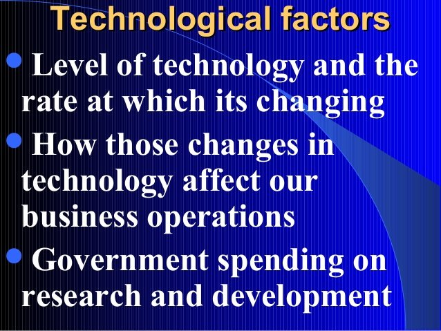 technological-environment