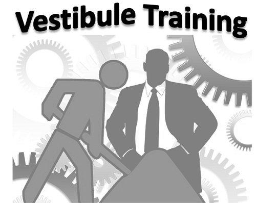 training-vestibule