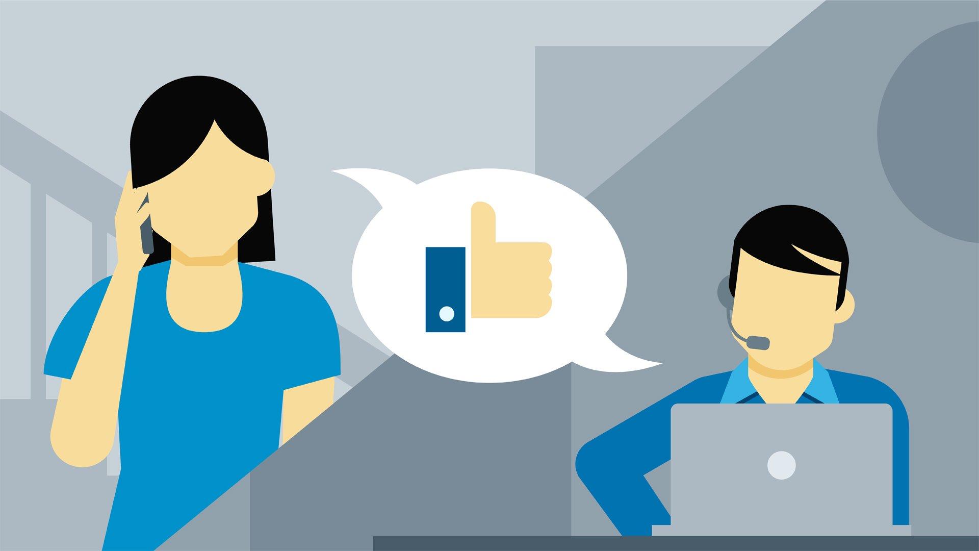 Trong trường hợp doanh nghiệp của bạn có tên tuổi và sản phẩm được nhận biết rộng rãi thì khách hàng sẽ muốn nghe những gì bạn nói qua điện thoại