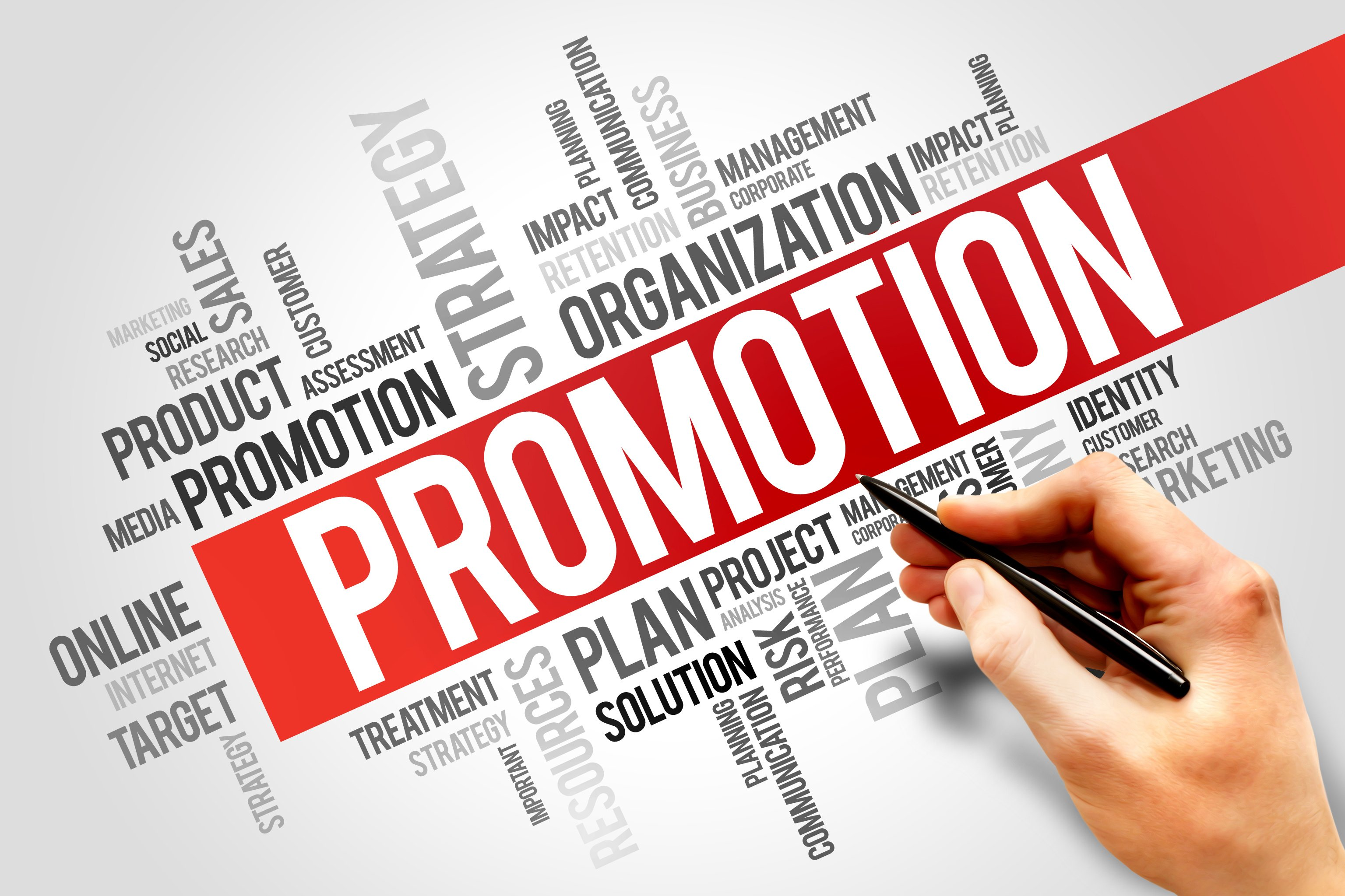 Promotional Companies Give Gifts To Customers