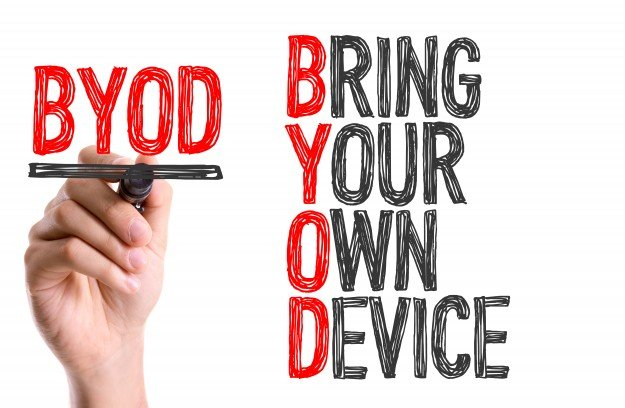 BYOD- Bring Your Own Device