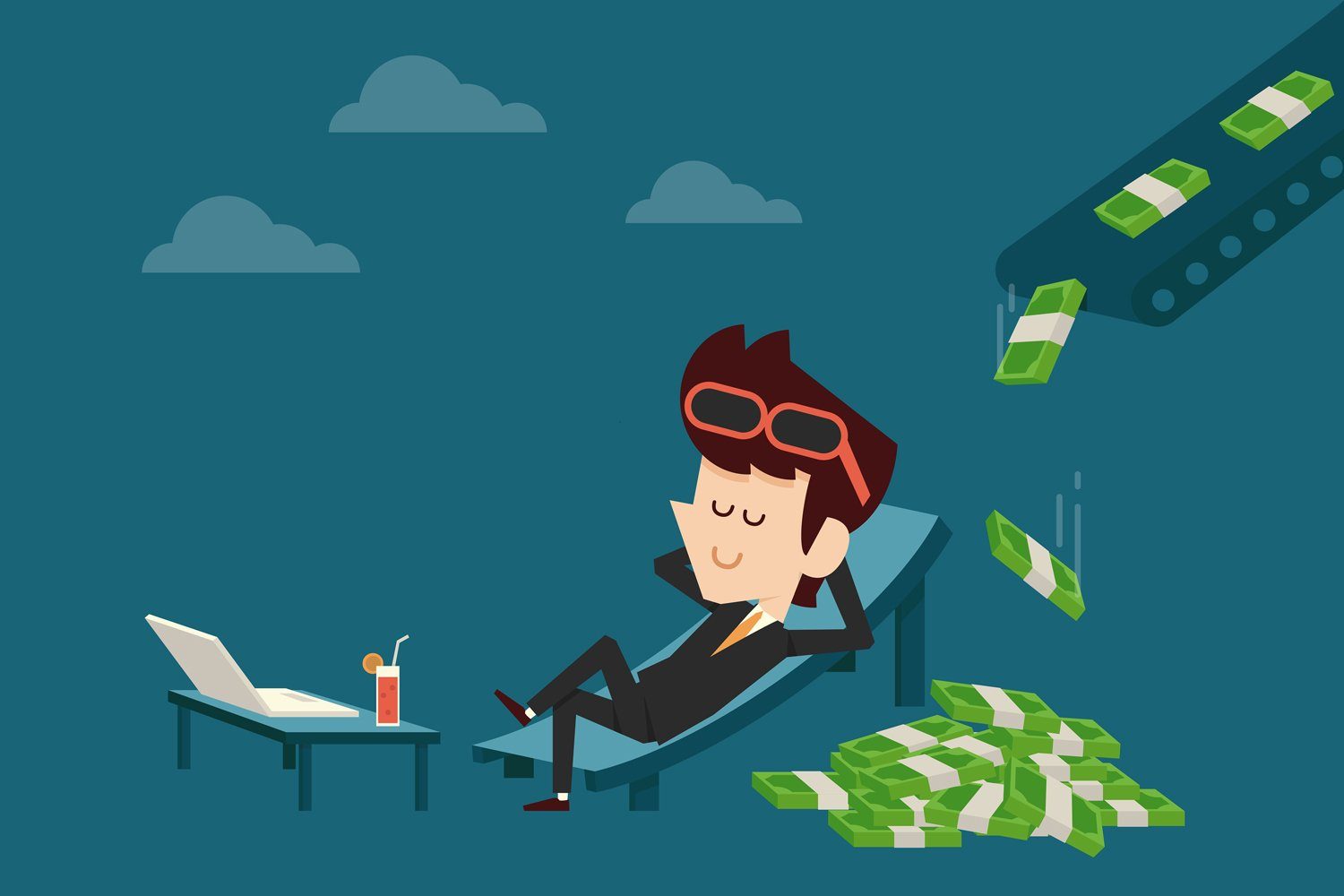 12 Ideas on How to Make Passive Income