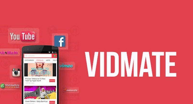 Why Vidmate Is Popular Among Android Users? - MyVenturePad com